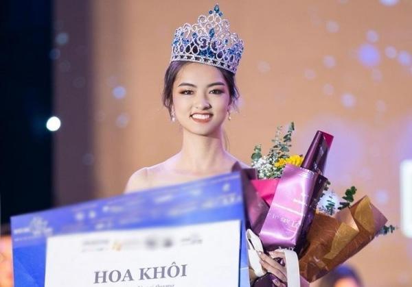 Cận cảnh nhan sắc đẹp như tranh của thí sinh thấp nhất Hoa hậu Việt Nam 2020 - 3