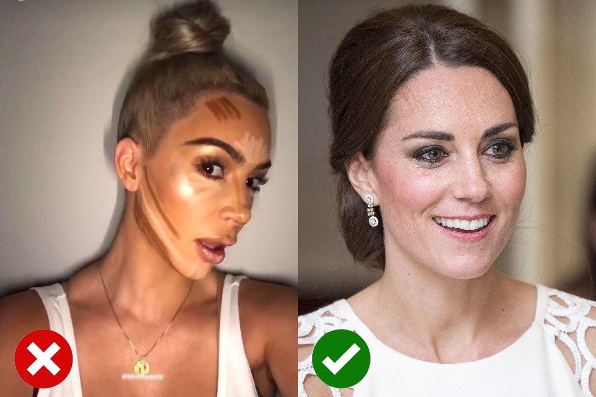 Mặc thiên hạ makeup lộng lẫy, chị em dâu Hoàng gia Anh vẫn trung thành lối trang điểm tông nude - 3