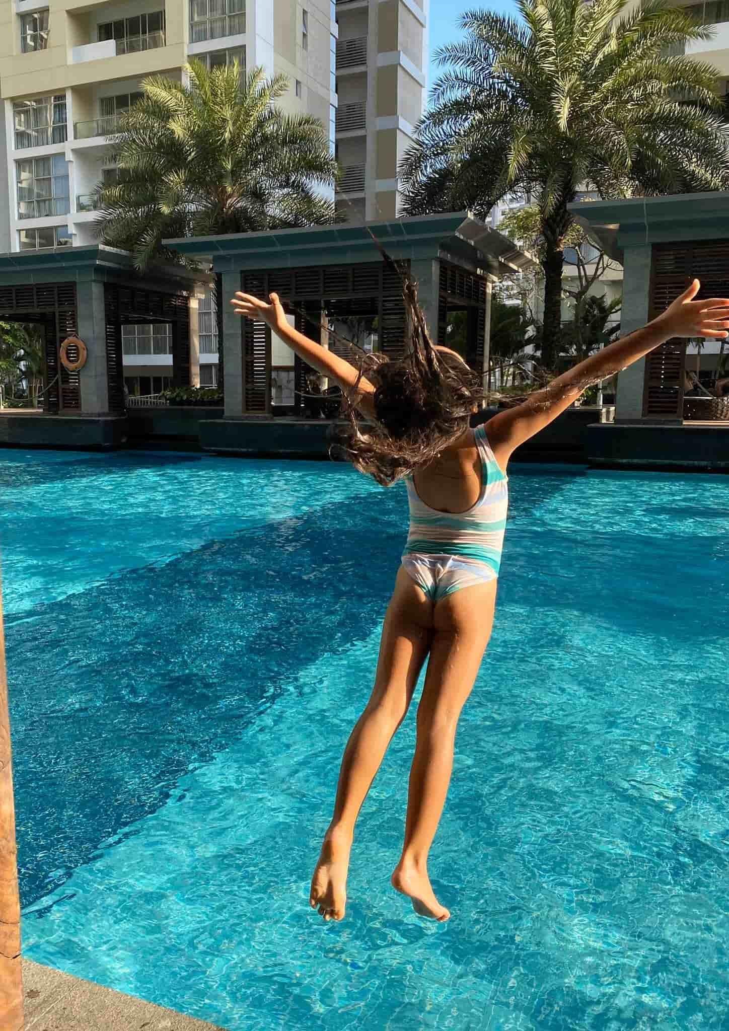 Mới 7 tuổi, con gái Đoan Trangkhoe đôi chân dài tựa siêu mẫu amp;#34;lấn átamp;#34; mẹ - 7