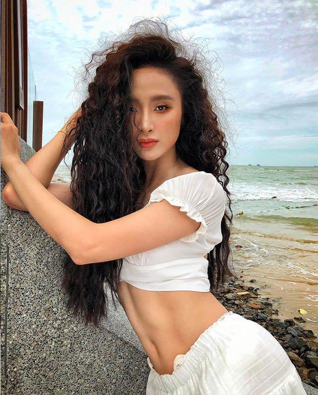 Chuyển sang ăn chay trường, Angela Phương Trinh vẫn giữ đẹp chiếc bụng múi vạn người mê - 5