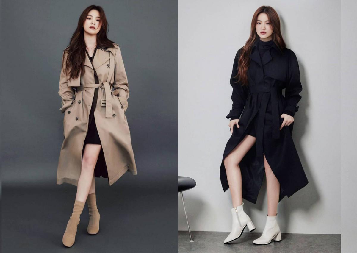 Chân ngắn một mẩu, U40 Song Hye Kyo vẫn mê diện mốt quần tàng hình đẹp vượt mặt gái 20-8