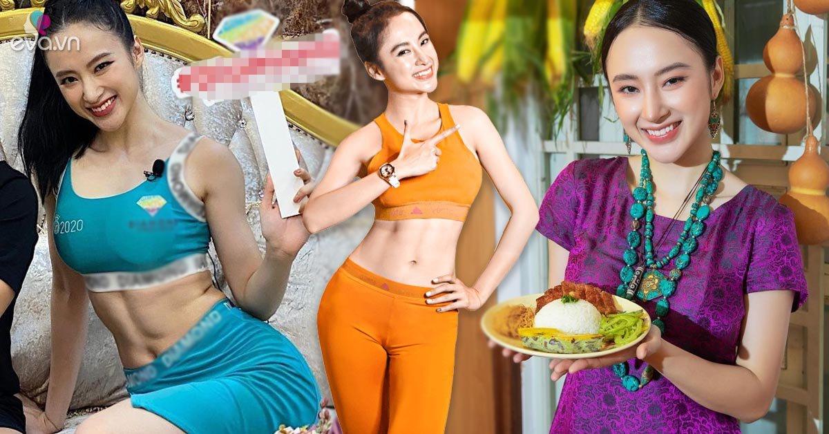 Chuyển sang ăn chay trường, Angela Phương Trinh vẫn giữ đẹp chiếc bụng múi vạn người mê
