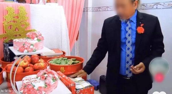 Nhà chú rể nạp tài gần 2 tỷ đồng, gia đình cô dâu có màn amp;#34;đáp lễamp;#34; chẳng kém cạnh - 3