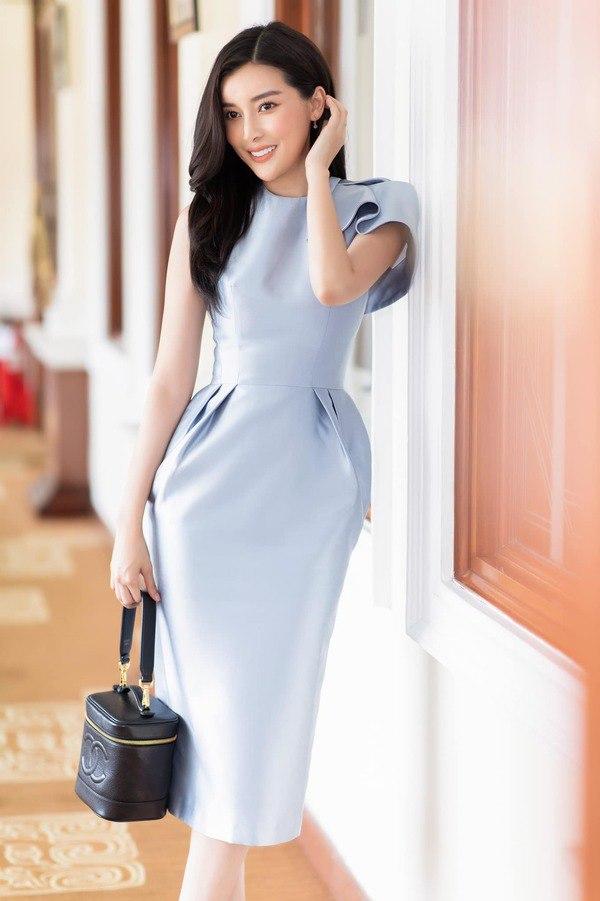Biến đổi mái tóc một chút, Cao Thái Hà đánh mất hình tượng ngọc nữ điệu đà, sang trọng - 8