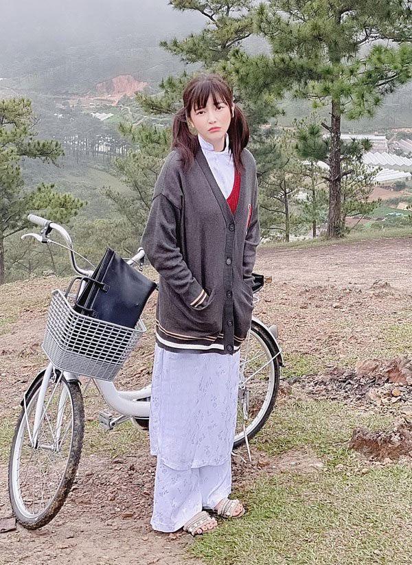 Biến đổi mái tóc một chút, Cao Thái Hà đánh mất hình tượng ngọc nữ điệu đà, sang trọng - 4