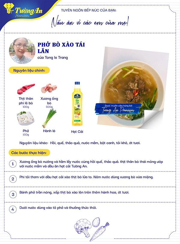 """Hội mẹ đảm bắt """"trend"""" sáng tạo công thức của riêng mình so tài cùng Masterchef Ngô Thanh Hoà - 2"""