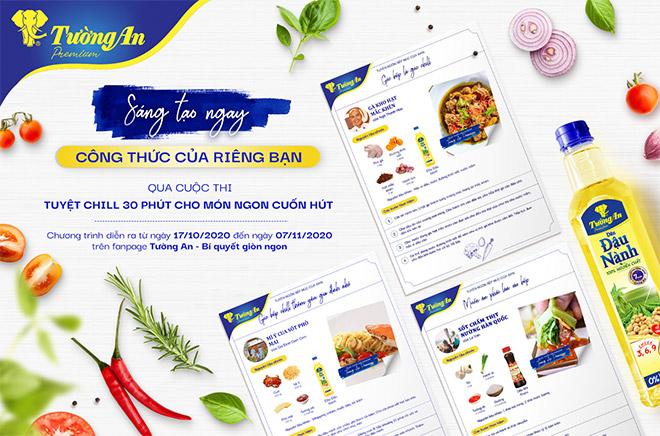 """Hội mẹ đảm bắt """"trend"""" sáng tạo công thức của riêng mình so tài cùng Masterchef Ngô Thanh Hoà - 3"""