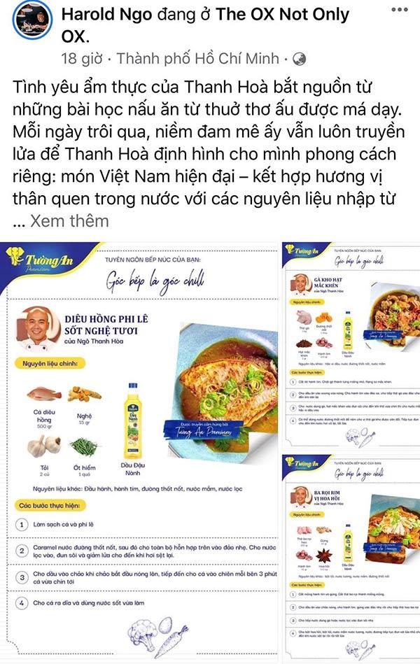 """Hội mẹ đảm bắt """"trend"""" sáng tạo công thức của riêng mình so tài cùng Masterchef Ngô Thanh Hoà - 1"""