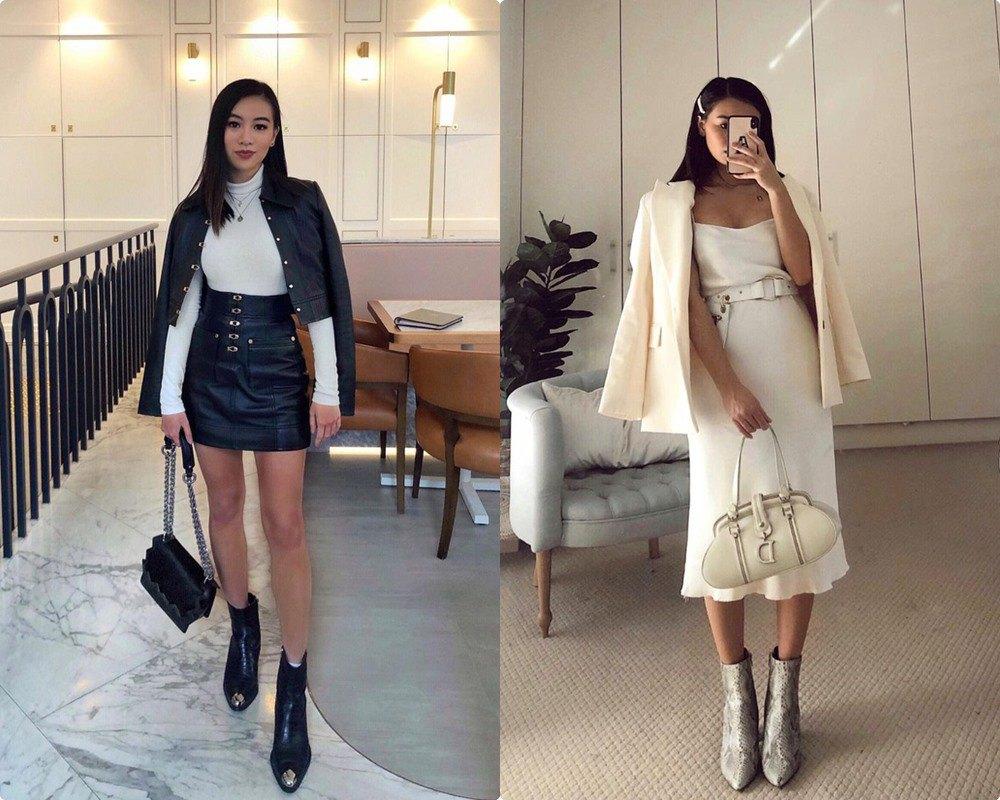 Tiên Nguyễn mặc đẹp đã đành, chị em họ của cô cũng có gout thời trang sang chảnh không kém - 3