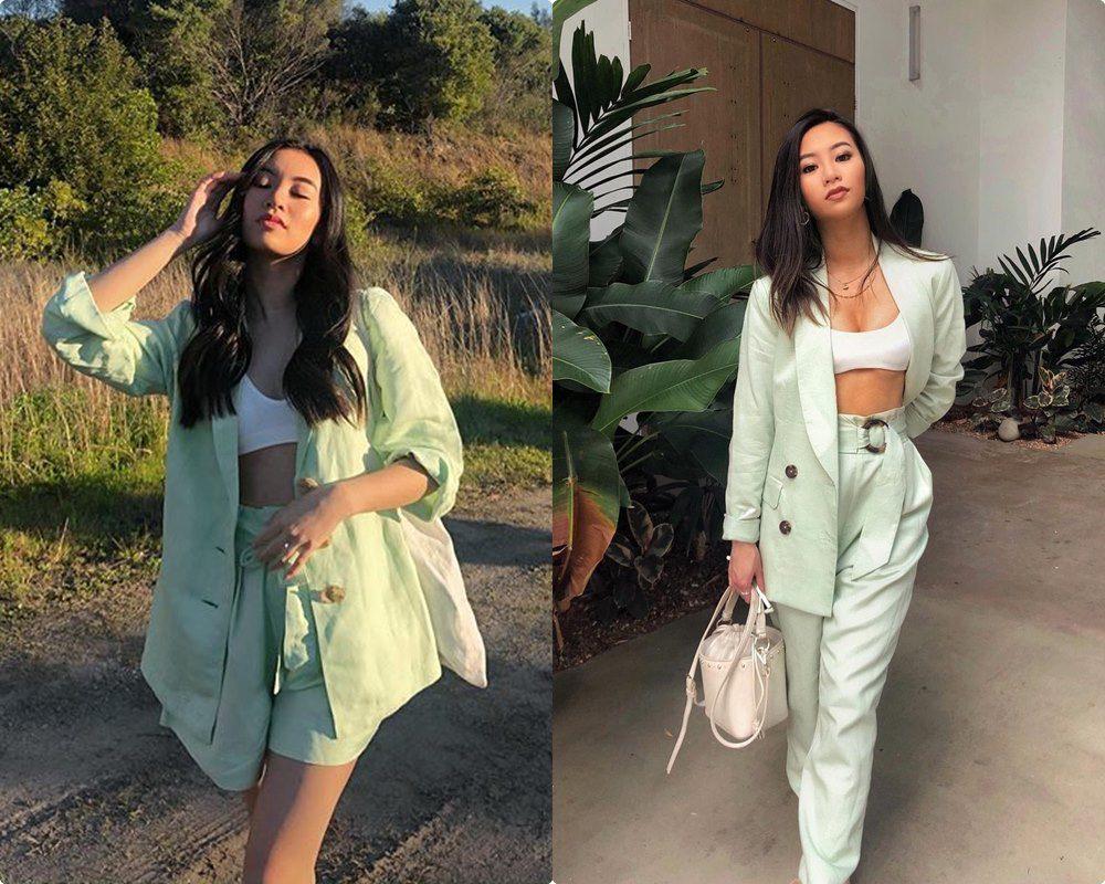 Tiên Nguyễn mặc đẹp đã đành, chị em họ của cô cũng có gout thời trang sang chảnh không kém - 7
