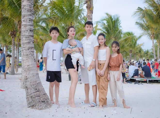 Thanh niên 9X Thái Nguyên được mẹ giục cưới chị gái đơn thân U40, sống chung có luôn 4 con - 1