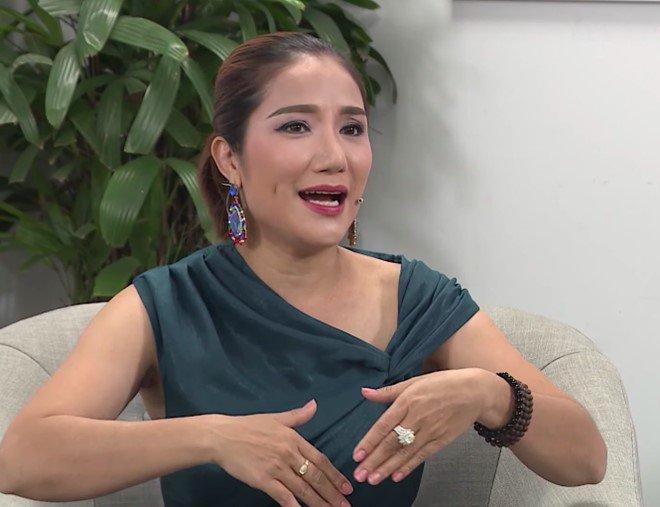 Nữ MC lận đận tình duyên: Con gái từng không cho cô lấy chồng, không báo hiếu nếu có em - 1