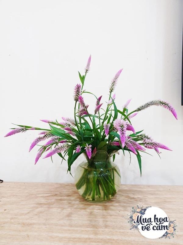 """Mẹ Việt tự tay cắm hoa 20/10, nhìn đến ảnh chim công, dân mạng thốt lên """"nức nở"""" - 21"""