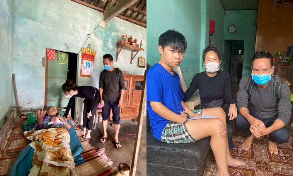 Trấn Thành bức xúc khi bị chất vấn về tiền cứu trợ, Phi Nhung bị chỉ trích vì cười tươi - 6