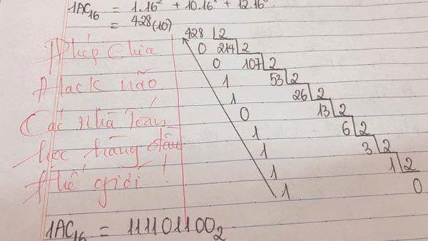 Điểm thấp trò vẫn bật cười khi đọc lời phê amp;#34;3 phần thật 7 phần cà khịaamp;#34; của thầy cô - 4