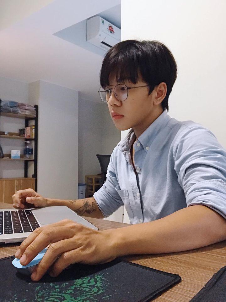 Hậu cắt ngực, bạn trai chuyển giới của Miko Lan Trinh đẹp như nam thần - 9