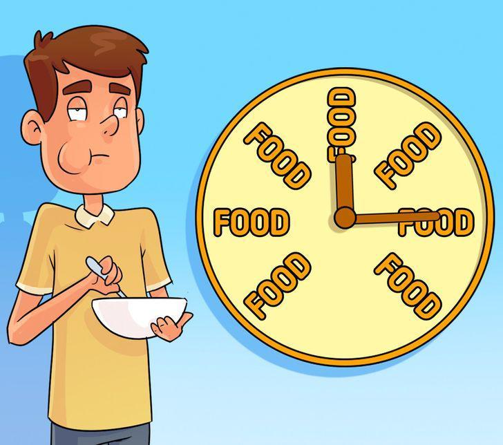 5 lý do tại sao bạn đừng bao giờ để bụng đói mới đi ăn, lợi ít mà hại nhiều - 5