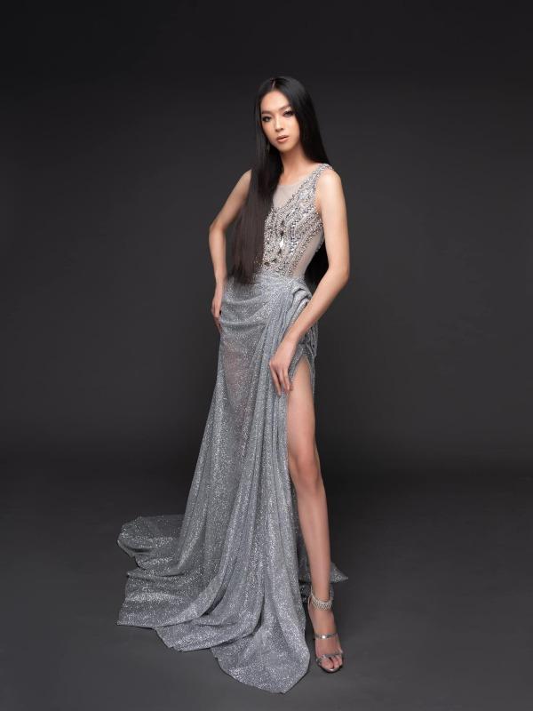 amp;#34;Thần tiên tỷ tỷamp;#34; sàn diễn xuất hiện tại Hoa hậu chuyển giới Việt Nam 2020 - 5