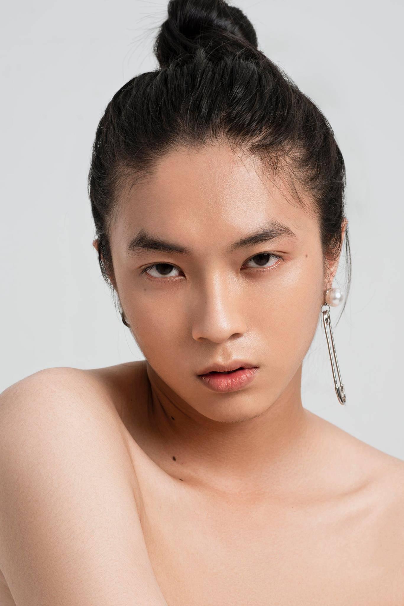 amp;#34;Thần tiên tỷ tỷamp;#34; sàn diễn xuất hiện tại Hoa hậu chuyển giới Việt Nam 2020 - 7