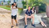 """Hương Giang được bạn trai cõng trên lưng, bao con tim """"ghen tị"""" với đoạn clip 20/10 ngọt lịm"""