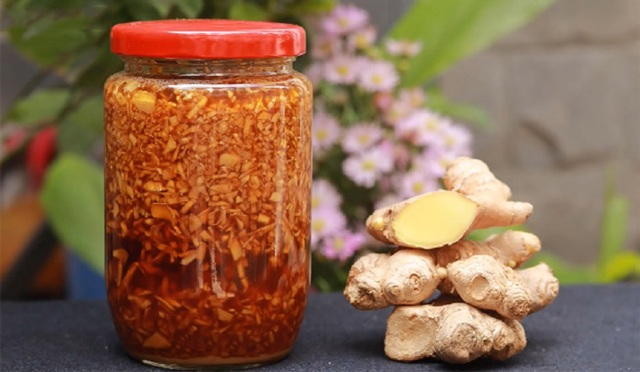 Gừng ngâm mật ong có tác dụng gì? Nên uống gừng ngâm mật ong vào lúc nào?-2
