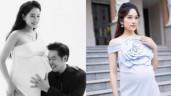 Vợ kém 13 tuổi của Dương Khắc Linh đã sinh con đôi, khoe tên thật của 2 quý tử