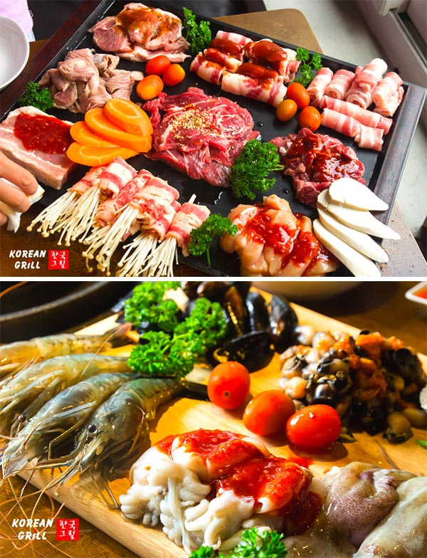 149.000 với Buffet thịt nướng không giới hạn theo phong cách truyền thống Hàn Quốc tại Buzza BBQ - 2