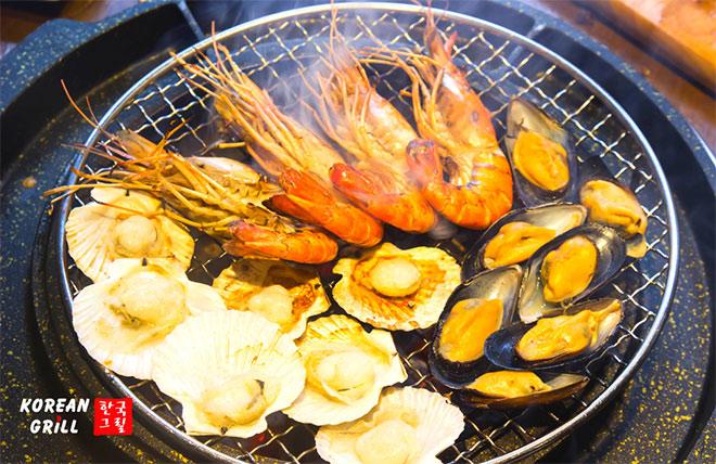 149.000 với Buffet thịt nướng không giới hạn theo phong cách truyền thống Hàn Quốc tại Buzza BBQ - 3
