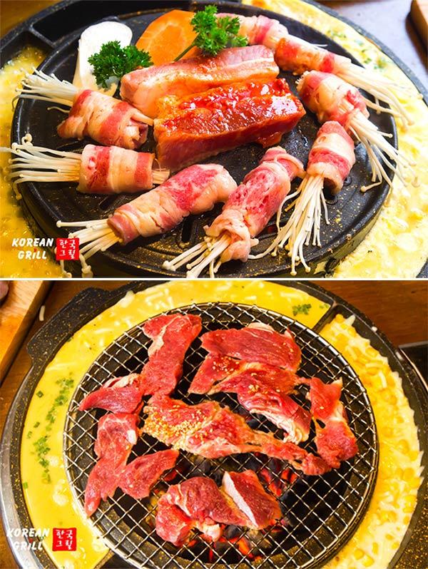 149.000 với Buffet thịt nướng không giới hạn theo phong cách truyền thống Hàn Quốc tại Buzza BBQ - 1