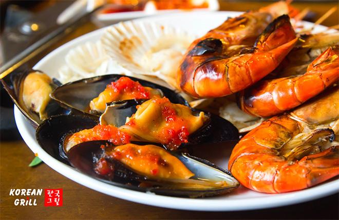 149.000 với Buffet thịt nướng không giới hạn theo phong cách truyền thống Hàn Quốc tại Buzza BBQ - 5