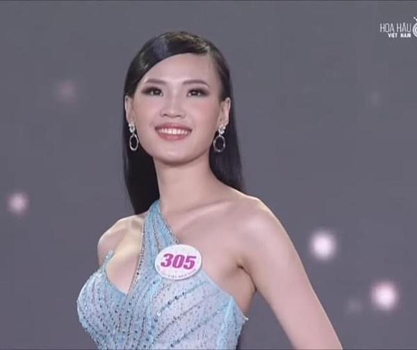 Thí sinh có vòng một khủng nhất Hoa hậu Việt Nam, thi 2 lần mới được vào chung kết - 1