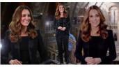 Hiếm hoi phá luật diện suit đen lên sóng, công nương Kate gây bão giới thời trang U30 toàn cầu