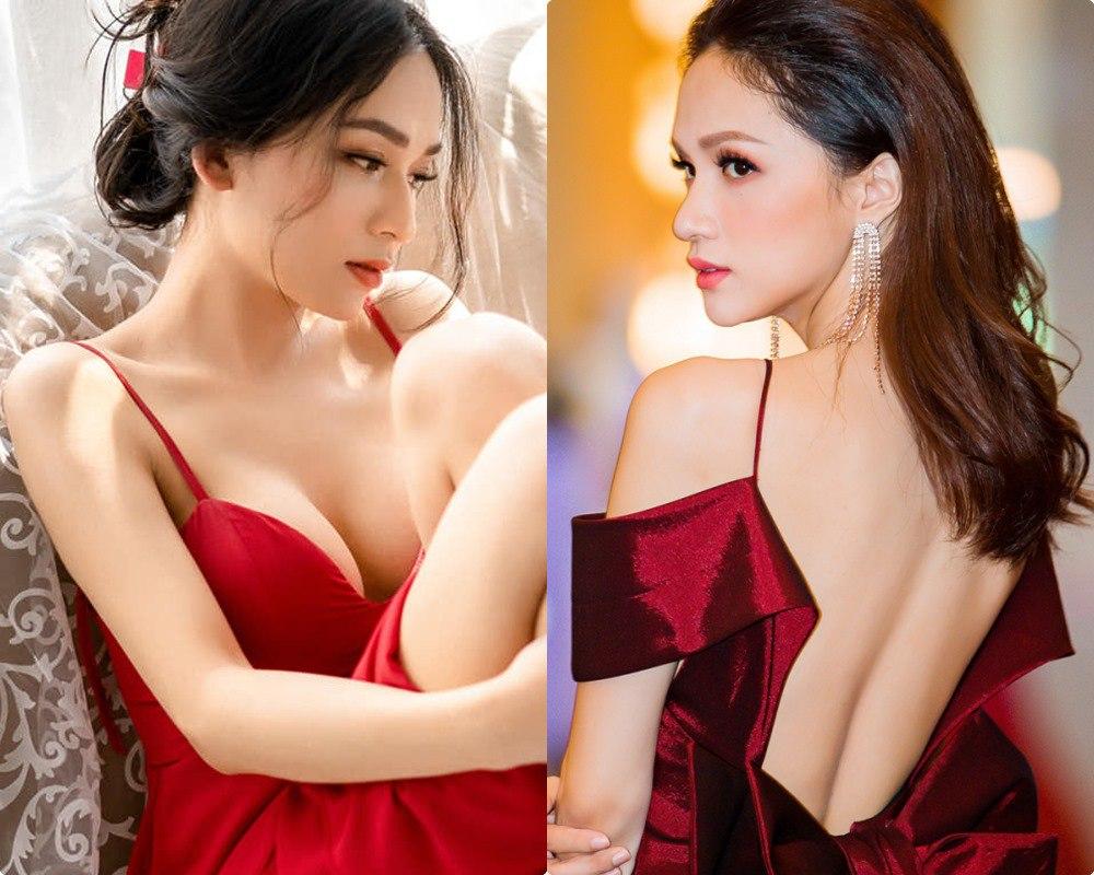 Xuất hiện bản sao Hương Giang thi Hoa hậu Chuyển giới: đủ combo da trắng, mặt xinh - 5