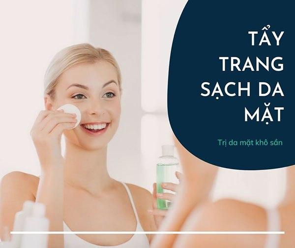 Tạm biệt lớp da bong tróc kém sắc với các cách trị da mặt khô sần đơn giản này - 3