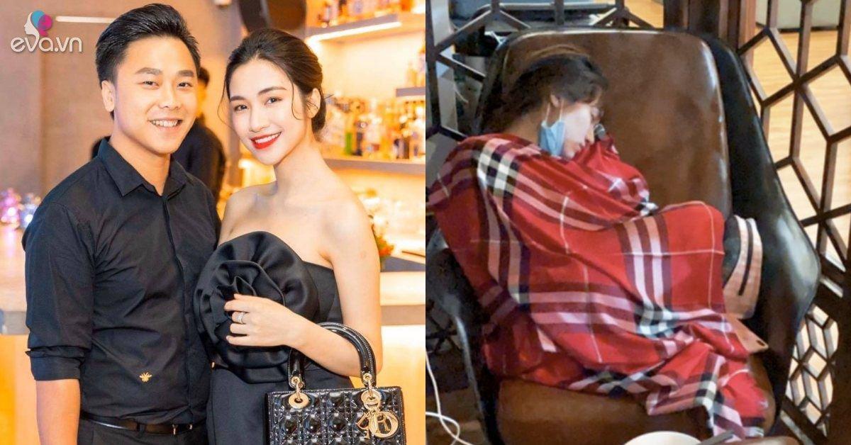 Bạn trai thiếu gia phải cõng Hoà Minzy sau khi nữ ca sĩ tiêm 15 mũi thuốc vì kiệt sức