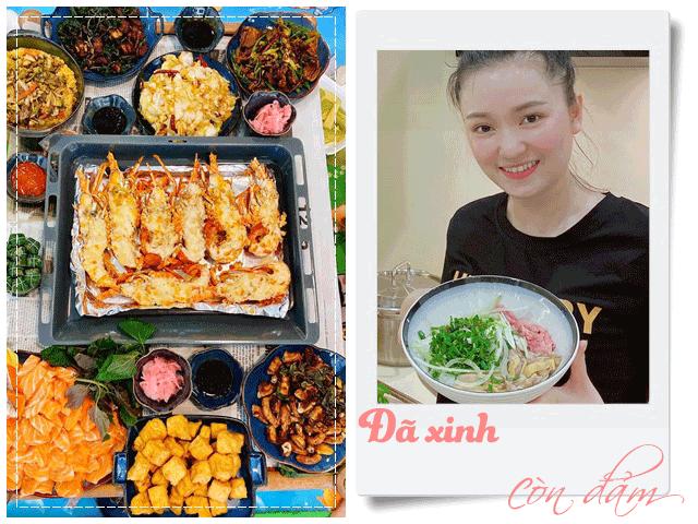 Ở phố núi nhưng bữa ăn toàn hải sản, 8X Lào Cai khiến chị em mê mẩn vì nấu ngon