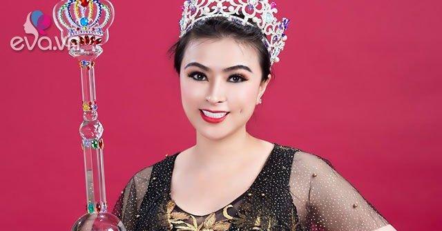 Hoa hậu Nguyễn Thị Diệu Thúy nhận vương miện đá quý trị giá hàng tỷ đồng