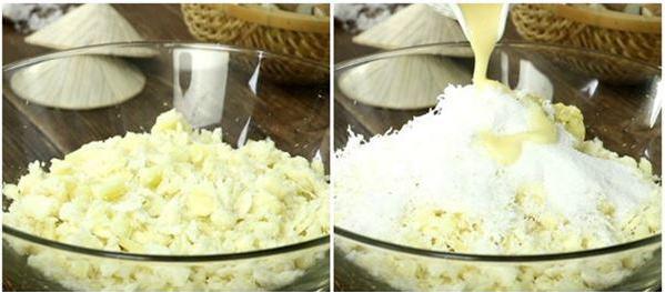 Cách làm bánh sắn thơm ngon cực đơn giản tại nhà - 3
