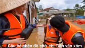 Sao Việt 24h: Thủy Tiên bức xúc khi bị phản đối chu cấp tiền cho 2 em nhỏ vùng lũ
