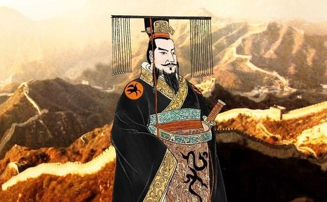 Tại sao Tần Thủy Hoàng là vị vua duy nhất mặc áo long bào đen? - 3