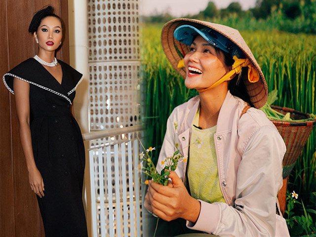 HHen Niê: Từ mỹ nhân hàng thùng đến Hoa hậu mang giày hơn 100 triệu