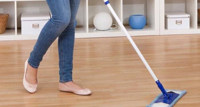 Dùng 1 trong 3 thứ dễ kiếm này để lau nhà, đảm bảo nhà của bạn luôn sạch bóng - 1