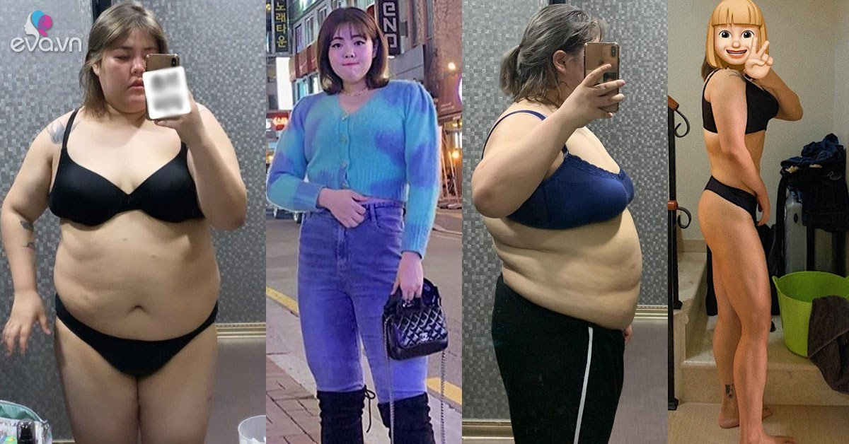 Thánh ăn Hàn Quốc từng nặng 130kg nay đã khác, vòng...