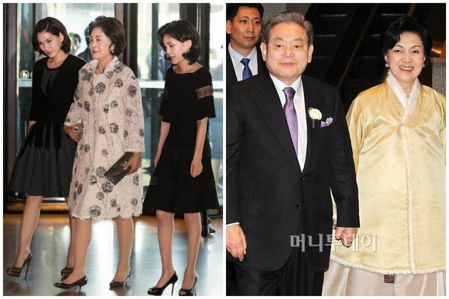 """Ba thế hệ mỹ nhân """"đế chế Samsung"""": đẹp chuẩn mực, công chúa nhỏ có nét giống Linh Ka - 3"""