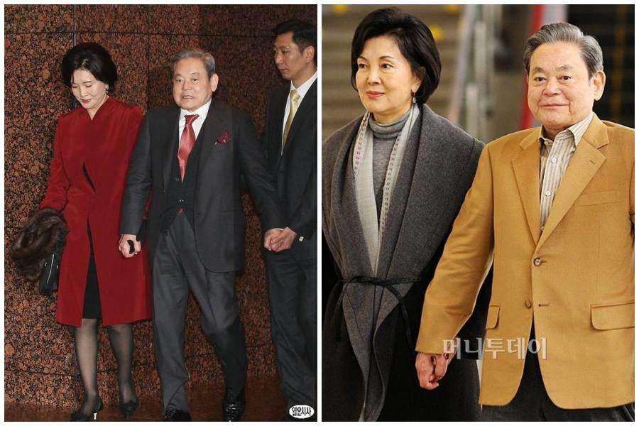 """Ba thế hệ mỹ nhân """"đế chế Samsung"""": đẹp chuẩn mực, công chúa nhỏ có nét giống Linh Ka - 4"""