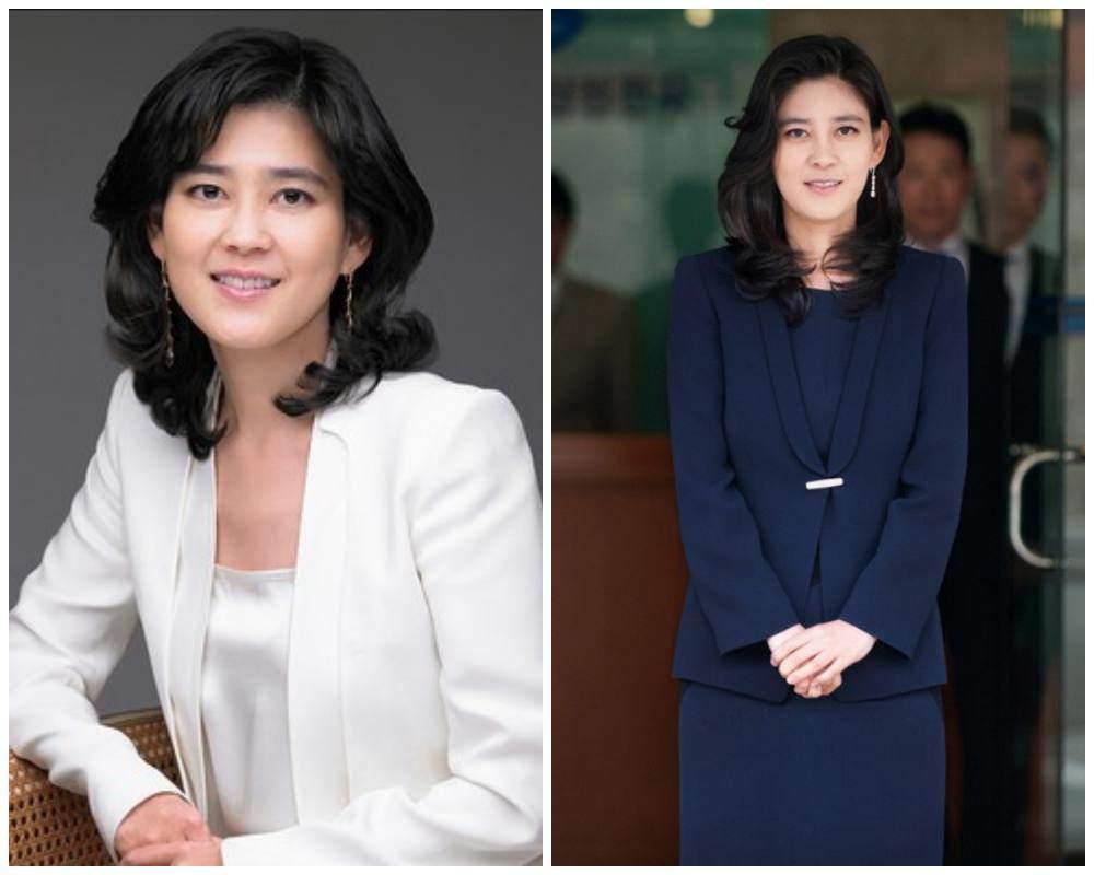 """Ba thế hệ mỹ nhân """"đế chế Samsung"""": đẹp chuẩn mực, công chúa nhỏ có nét giống Linh Ka - 6"""