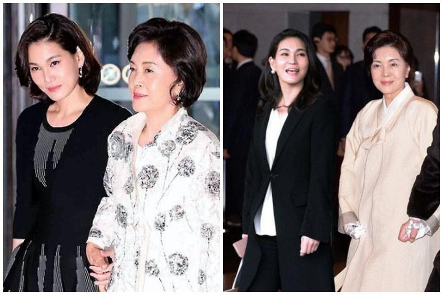 """Ba thế hệ mỹ nhân """"đế chế Samsung"""": đẹp chuẩn mực, công chúa nhỏ có nét giống Linh Ka - 9"""