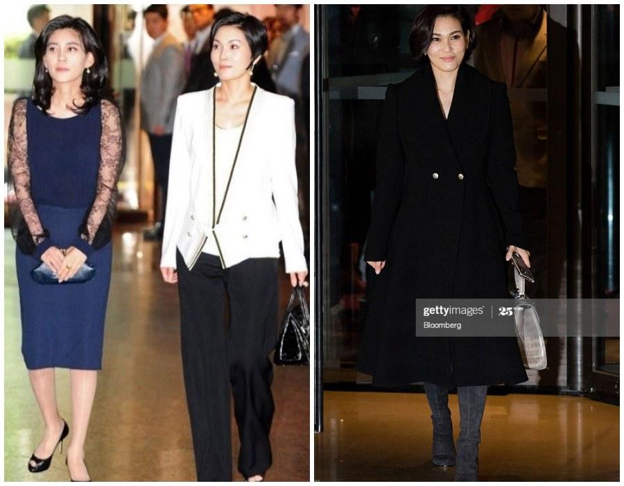 """Ba thế hệ mỹ nhân """"đế chế Samsung"""": đẹp chuẩn mực, công chúa nhỏ có nét giống Linh Ka - 10"""