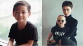 """Sao Việt 24h: 2 con trai Trà My làm dân mạng """"thương nhớ"""" với loạt ảnh đẹp như tranh vẽ"""