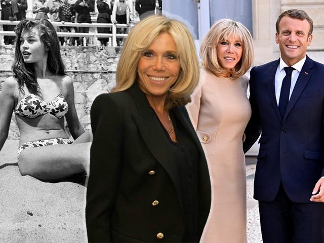 Thời trẻ là minh tinh, vợ hơn 25 tuổi của Tổng thống Pháp giờ U70 chăm dưỡng nhan giữ chồng